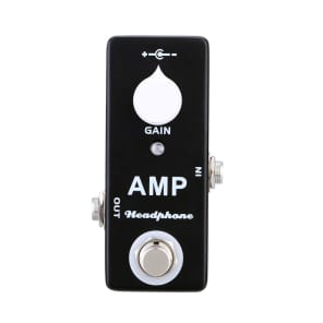 Mosky Audio AMP Headphone Micro Amp Pedal