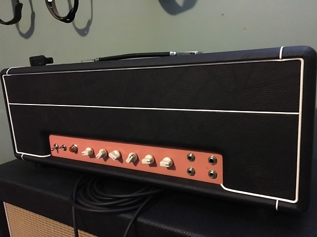 Handwired 1987 Plexi Circuit Wone Wire Mod And Master Volume Reverb