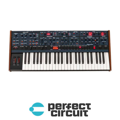 Sequential OB-6 6 Voice Polyphonic Analog Synthesizer