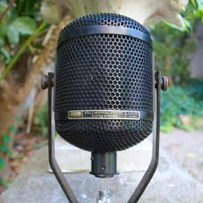 Western Electric RA-1142 Transmitter Multipattern Ribbon / Dynamic Microphone
