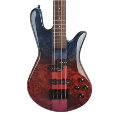 Spector NS Ethos 4 String Bass Guitar - Interstellar Gloss Finish