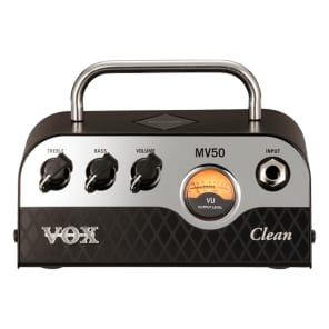 Vox MV50 Clean Compact 50w Guitar Amp Head
