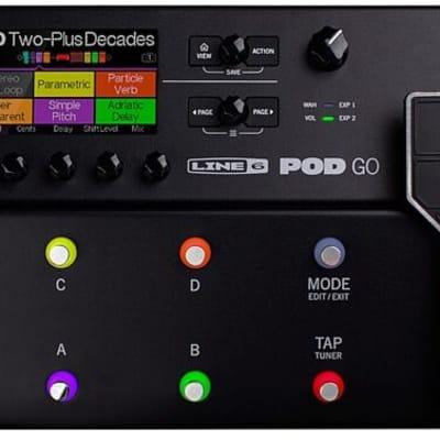 Line 6 POD GO Multi-Effect and Amp Modeler