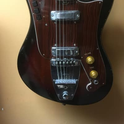 Goya Panther 1965 Dark brown/stained mahogany for sale