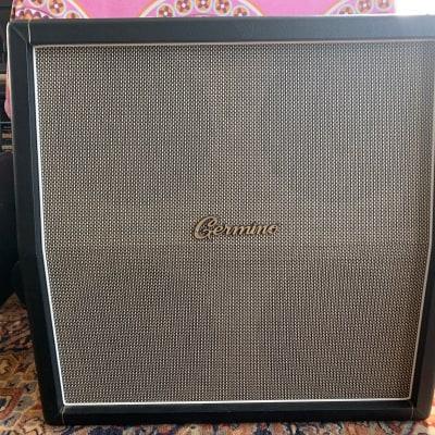 Germino 4x12 Cabinet  Slant Black for sale