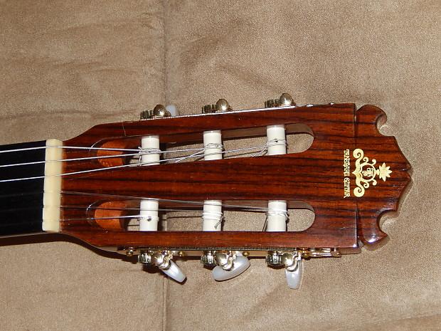 Takeharu Classical Guitar Kiso Suzuki