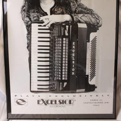 "41"" x 27"" Framed Poster - Sylvia Pagni, Excelsior"