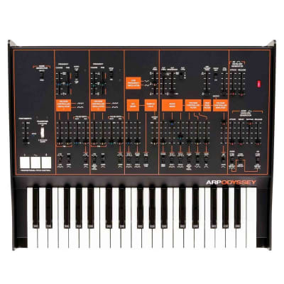 Korg ARP Odyssey Duophonic Analog Synthesizer REV 3 w/ARP FSQ Package & SQ1 Analog Sequencer