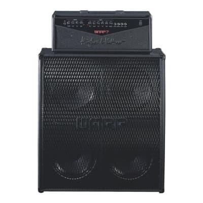 """Hughes & Kettner Warp 7 2-Channel 100-Watt 4x12"""" Solid State Guitar Amp Half Stack"""