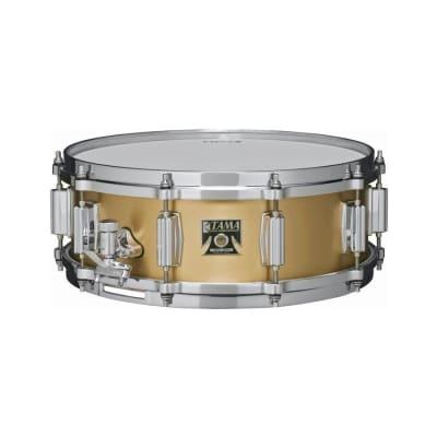 "Tama BB155XL 40th Anniversary Bell Brass 5x14"" Snare Drum Reissue 2016"