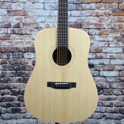 Teton Dreadnought Acoustic Guitar | Natural Satin for sale