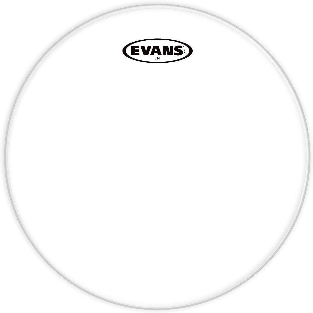 "8/"" Evans G1 Clear Drumhead"