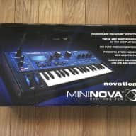 Novation Mininova Synthesizer Vocoder