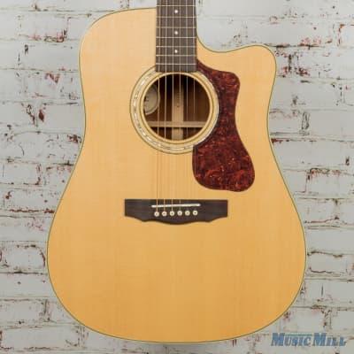Guild D-140CE Acoustic Electric Guitar Natural MSRP $1,085 for sale