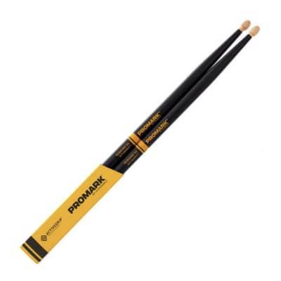 Pro-Mark R5AAG Active Grip Rebound 5A Acorn Tip Drum Sticks (Pair)