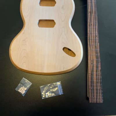 Zolla SG esqe project guitar build for sale