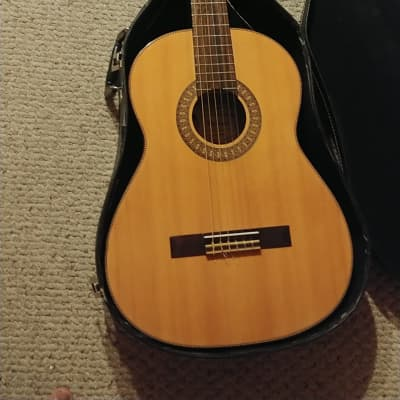 Palmer PC-15 Classical Spanish Flamenco Bossa Nova Acoustic Guitar - Made in Spain for sale