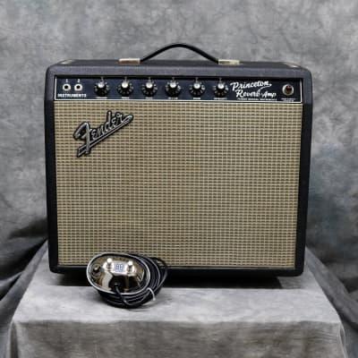 1967 Fender Princeton Reverb - Blackface for sale