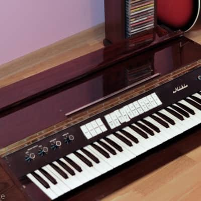RMIF Miki 60s Rare Vintage Analog Organ Synth Keyboard Soviet USSR Russian