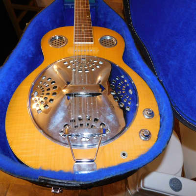 Dobro d-12e 1966 resonator 12 string for sale