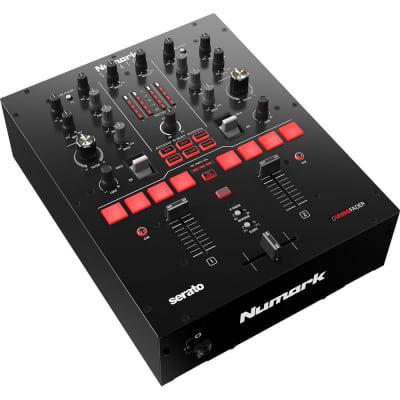 Numark Scratch - 2-Channel Scratch Mixer for Serato DJ Pro