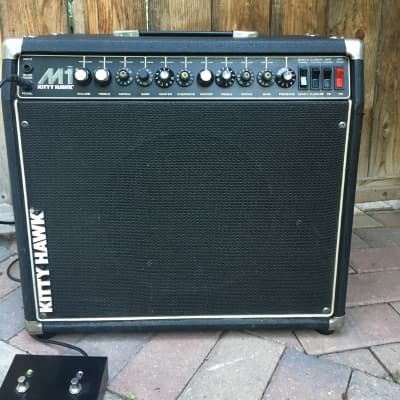 Kitty Hawk M1 combo 60 watt guitar amp for sale