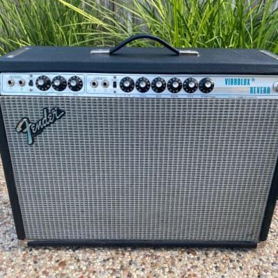 Fender Vibrolux Reverb Silverface 1979