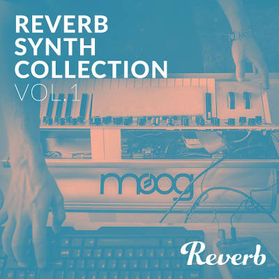 Reverb Moog Synth Collection Sample Pack by Rik Marston