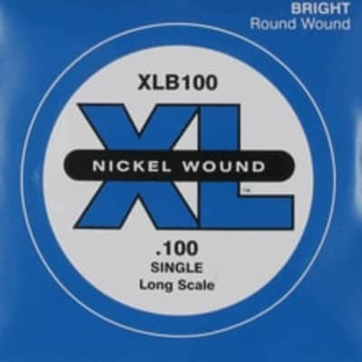D'Addario XLB100 Bass Single