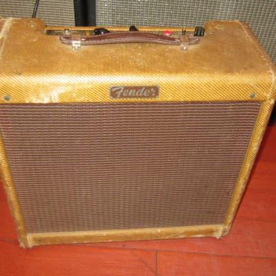 Vintage Original 1956 Fender Princeton Tweed Amplifier for sale