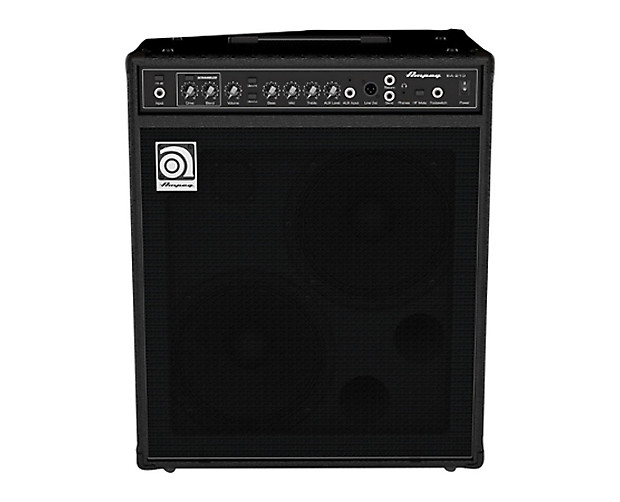 ampeg ba 210 v2 amplifier 2x10 450w bass combo amp reverb. Black Bedroom Furniture Sets. Home Design Ideas
