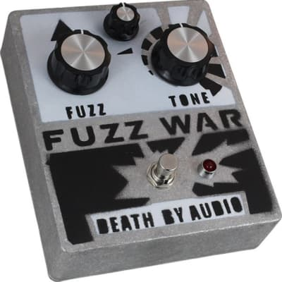 Death By Audio Fuzz War - Brand New! FREE Shipping!