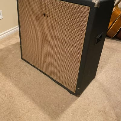 BIG SUMMER BLOWOUT// SUPER RARE 1970's Sound City B 412 4x12 Guitar Cabinet for sale