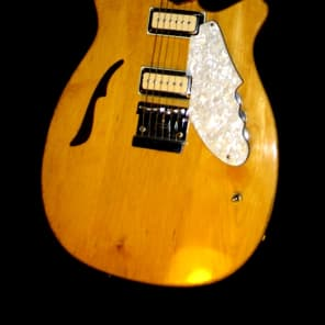 Micro-Frets Golden Melody 1969 Natural. Very Rare Early Model Real Relic guitar. Great player for sale