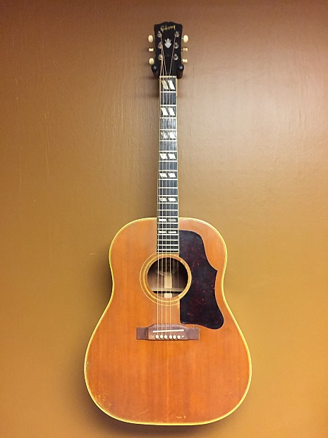 gibson country western natural 1959 reverb