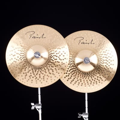 "Paiste 14"" Dimensions Power Hi-Hat Cymbals (Pair)"