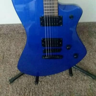 Fernandes Vertigo X Metallic Blue for sale