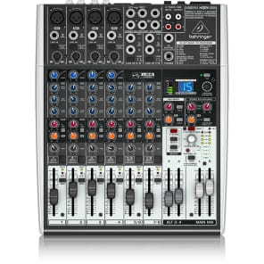 Behringer Xenyx X1204USB 12-Input 2/2-Bus Mixer USB/Audio Interface