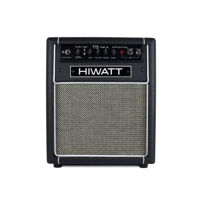 """Hiwatt Hi-5 T5 MK III 5W Tube Combo w/ 1x10"""" Celestion Speaker"""