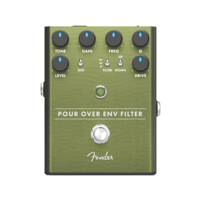 Fender Pour Over Envelope Filter 2019