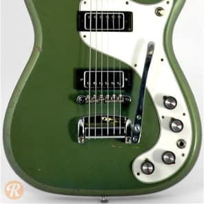 Epiphone Wilshire Inverness Green 1965
