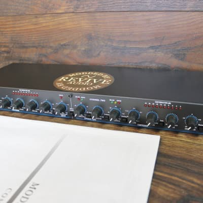 Revive Audio Modified: Dbx 166xl Dual Compressor, Limiter, Gate, Hot Rodded, With Vca Upgrade