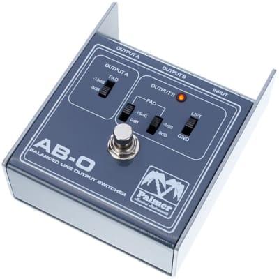 Palmer Audio Tools PEABO Balanced Line Output Switch