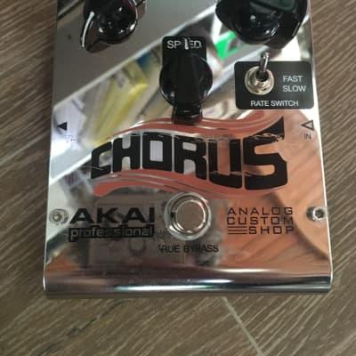 Akai Chorus AKAI Analog Custom Shop Metal for sale