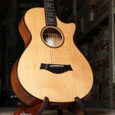 Taylor 712ce 12-Fret LTD Limited Grand Concert Acoustic Electric Blackwood (SN# 8130)