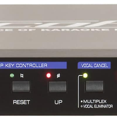 VocoPro Studio Quality DSP Key Controller/Sonic Enhancer
