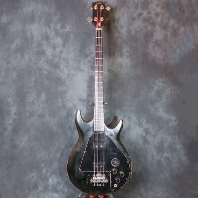 Gibson Ripper L9-S 1976 Ebony Bass Guitar Vintage Krist Novoselic Nirvana for sale
