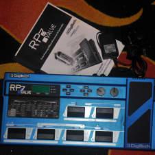 Digitech RP 7 blue
