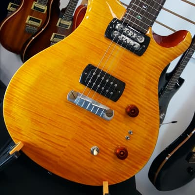 Paul Reed Smith PRS SE Paul's Guitar demo - Amber w/ PRS Bag for sale