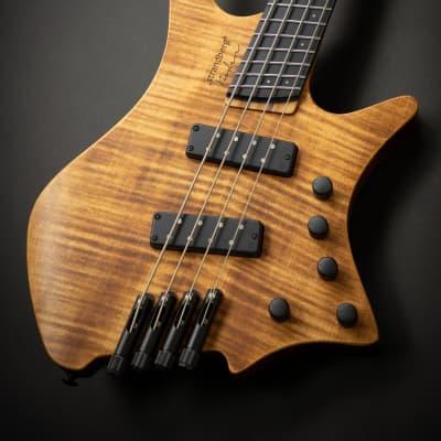 Strandberg Boden Bass Prog 4 Brown C1901235 for sale